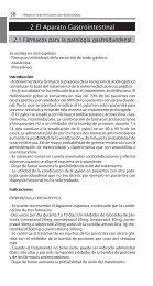 Capítulo 2: Sistema gastrointestinal (PDF 1,3Mb) - Salud de Altura