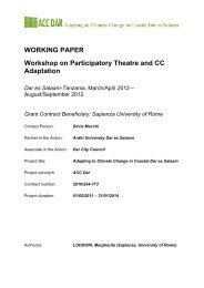 WORKING PAPER Workshop on Participatory Theatre and CC ...