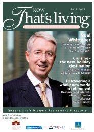 Now That's Living magazine - Leading Age Services Australia ...