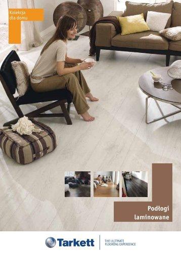 Podłogi laminowane - Tarkett produkty mieszkaniowe