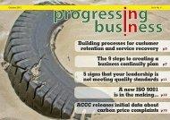 15 - Progressing Business Institute