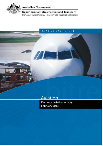 PDF: 725 KB - Bureau of Infrastructure, Transport and Regional ...