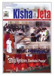 Janar 2008 Çmimi 30 lekë Organ i permuajshem ... - kishadhejeta.com