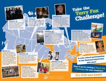 Challenge! - Terry Fox Foundation