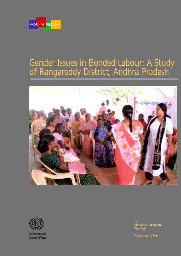 Gender Issues in Bonded Labour - International Dalit Solidarity ...