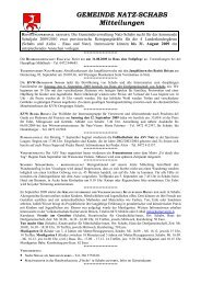 Pfarrbrief Nr. 36/2009 (231 KB) - .PDF
