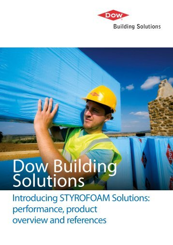Introducing STYROFOAM Solutions - Dow Building Solutions - The ...