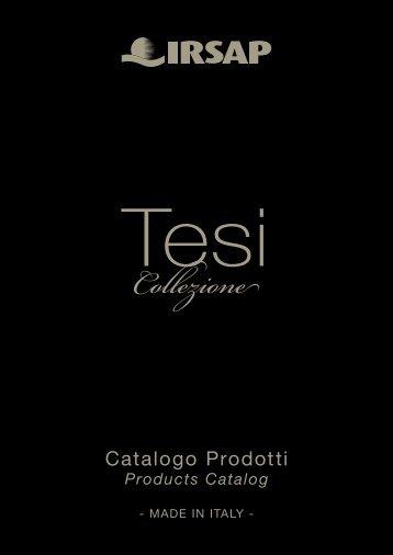 Collezione Tesi - Delta Studio