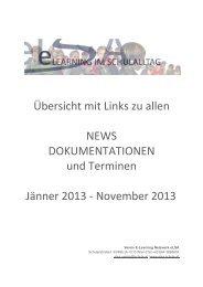 November 2013 - eLSA - Schule.at