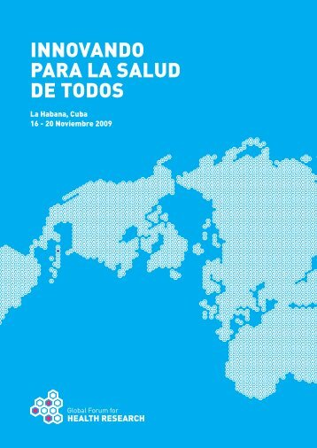 INNOVANDO PARA LA SALUD DE TODOS - Meeting Tropika