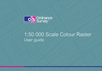 990Kb PDF: 1:50 000 Scale Colour Raster user guide. v1.0 - Digimap