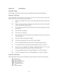ARTICLE II. DEFINITIONS. Section 200. Purpose. It ... - City of Auburn