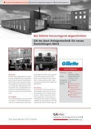 BP_Gilette_050208.indd - GA-tec Gebäude