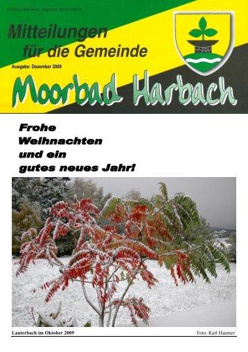 (10,68 MB) - .PDF - Gemeinde Moorbad Harbach