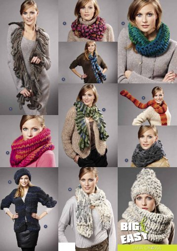 Download knitting instructions as PDF - Lana Grossa