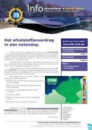 Ecocard Model - Promotie Binnenvaart Vlaanderen