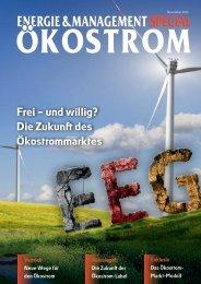 Ökostrom-Beilage von Energie & Management - Ökostromtagung ...