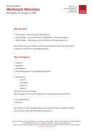 • GBR Briefpapier - Werkstatt München