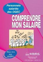 Dossier Salaire OGEC