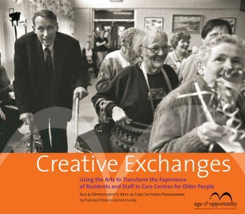 Creative Exchanges (PDF) - Arts & Health