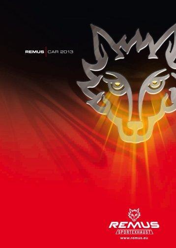 download catalogue - Remus