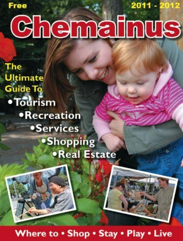 Chemainus: The Ultimate Guide - Chemainus Valley Courier