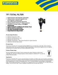 TF1 TOTAL FILTER - Fernox