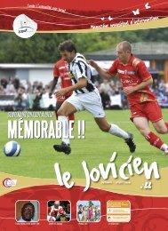 Jovicien n° 88 | Septembre-octobre 2009 - Joeuf