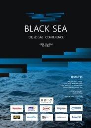 International Black Sea Oil & Gas Conference - ROEC