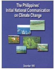 1 First National Communication - United Nations Framework ...