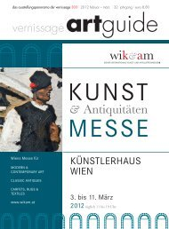 artguide - Vernissage