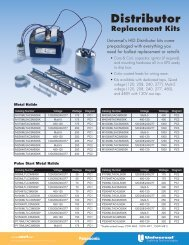 HID Distributor Replacement Kits Brochure - Universal Lighting ...