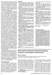 Sexing Houbara Bustards, Chlamydotis (undulata ... - Nwrc.gov.sa