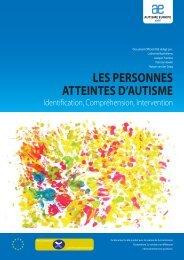 Les personnes atteintes d'autisme - Autism-Europe