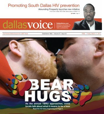 1. Front Page 1_Layout 1 - Dallas Voice