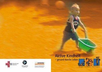 Aktive Kindheit - Leichter leben