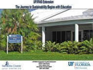 Part 1 - Sarasota County Extension