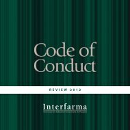 Code of Conduct Review 2012 English - IFPMA