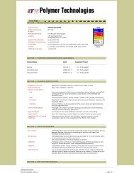 View MSDS : 1 2 3 4 5 6 7 8 9 10 11 12 13 14 15 16 ... - Socket-Lock