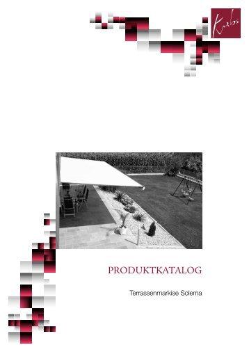 Produktblatt Solema einsehen und herunterladen. - Rolf Krebs GmbH