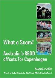 REDD Report.indd - Aid/Watch