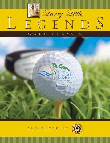 larry little legends golf classic - Blacktie South Florida