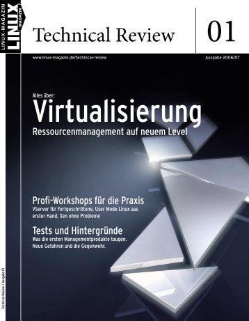 wissen, verstehen, anwenden - Linux-Magazin