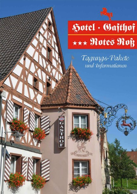 Hors´d oeuvre and soups - Hotel Rotes Ross
