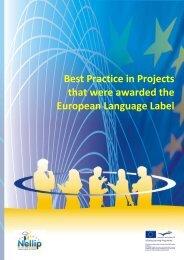Transnational Best Practice Report - NelliP - Pixel