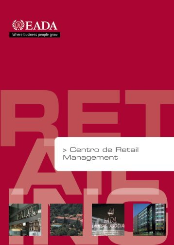 Centro de Retail Management - Eada