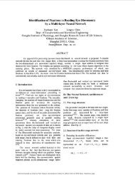 Identification of Fixations in Reading Eye Movements by a Multi ...