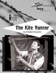The Kite Runner - State Theatre