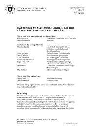 2010-06 Inspektionsrapport Länsstyrelsen