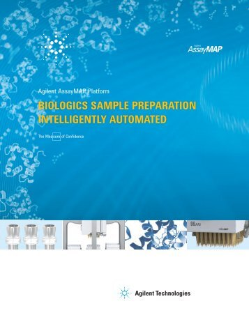 biologics sample preparation intelligently automated - Lcms-connect ...